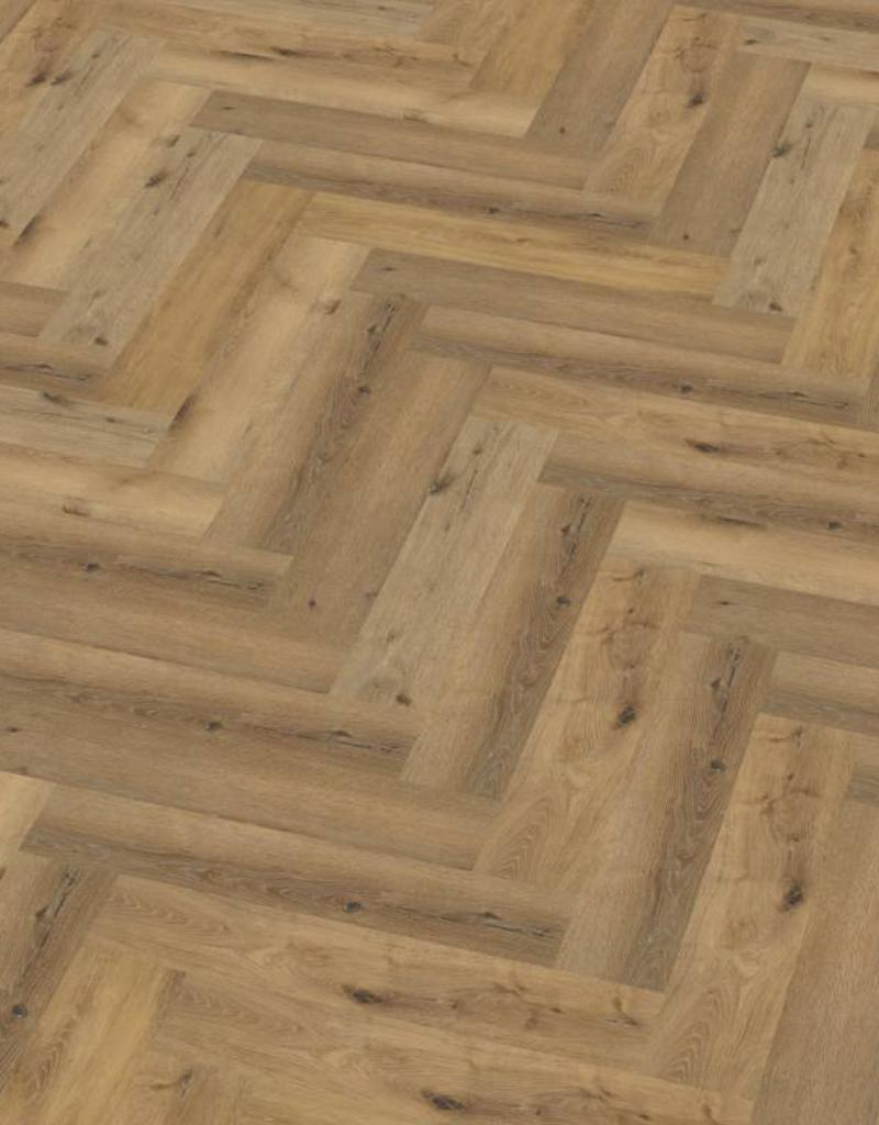 Floorlife Yup Herringbone Dark Oak