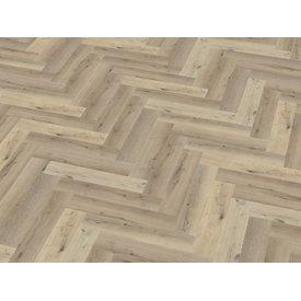 Floorlife Yup Herringbone Light Oak