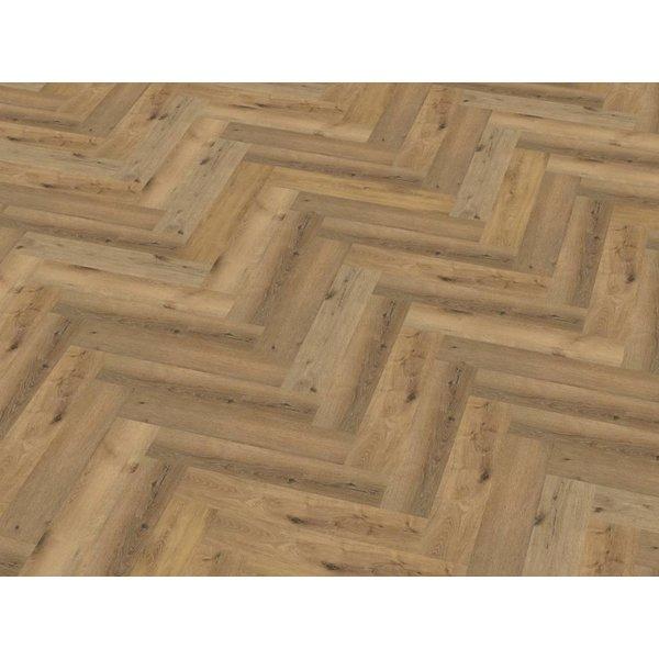 Floorlife Floorlife Yup Herringbone Dark Oak