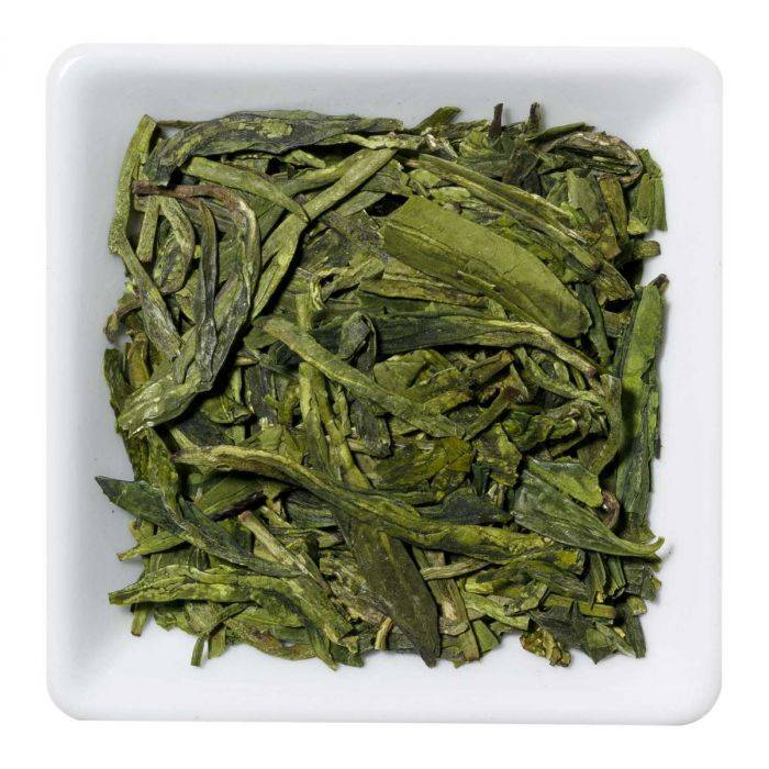 "Camellia Discovery China Lung Ching ""Dragon Well"" Organic Tea"