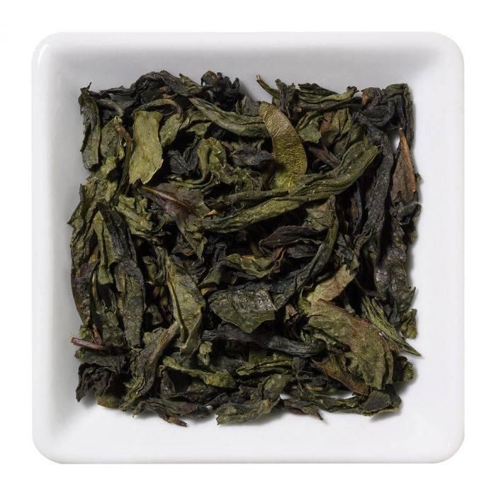 Camellia Discovery China Oolong Shuixian Rock Tea