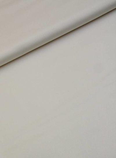 stretch cotton - ecru
