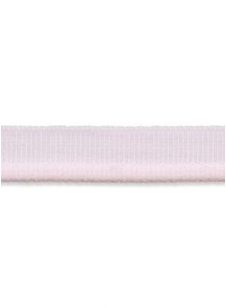 elastic piping pink matt