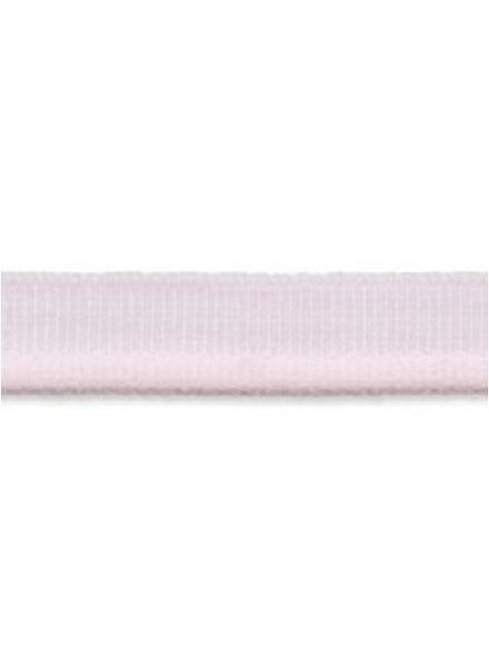 elastic piping pink matt