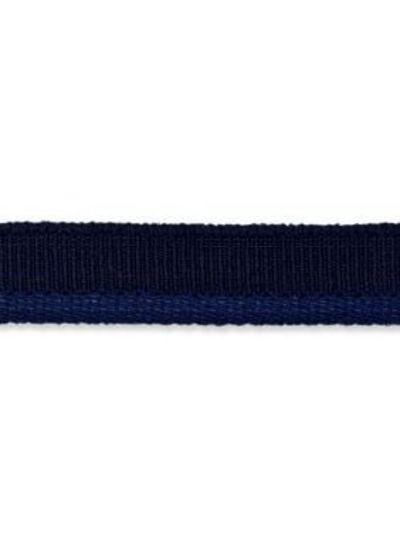elastic piping marine blue matt