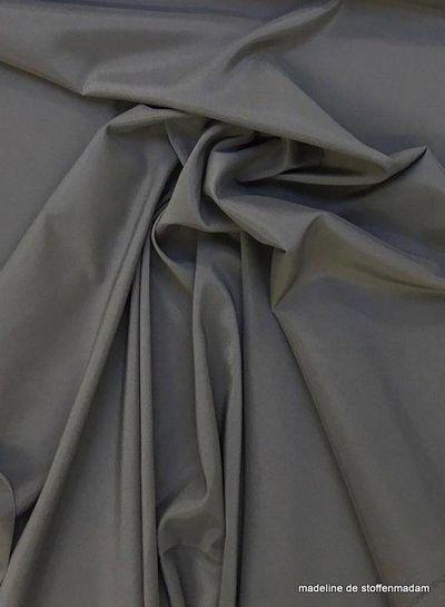 Venezia grey stretch lining
