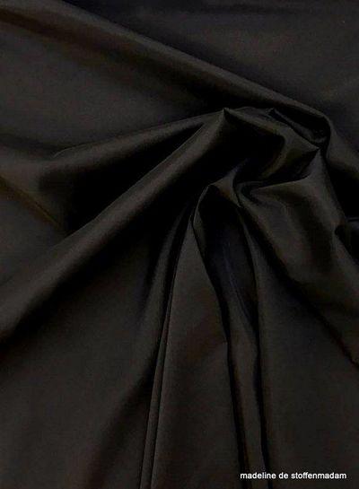 Venezia black stretch lining