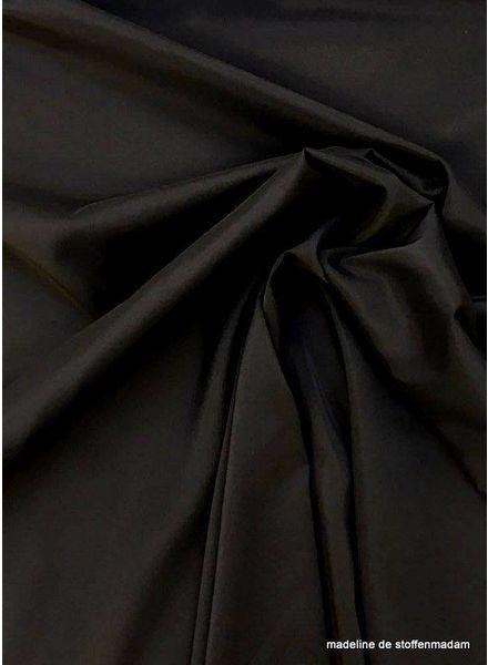 Venezia zwart Venezia stretch voering color 500