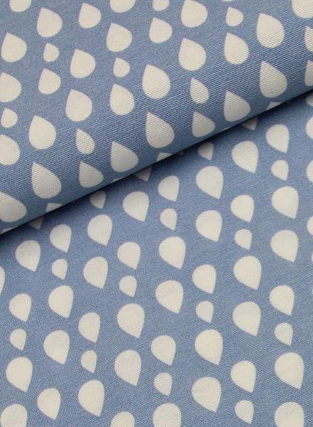 decostof - drops blue