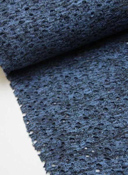 gebreide stof met stretch - loira