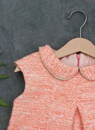 Nova jurk en blouse
