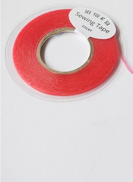 sewing tape sticky