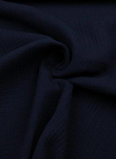 navy blue tetra fabric