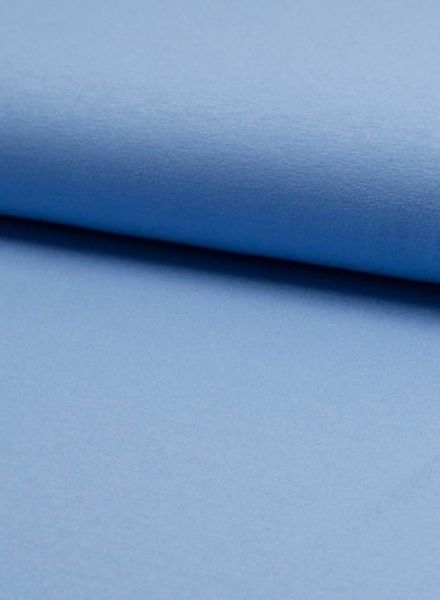 blue viscose jersey