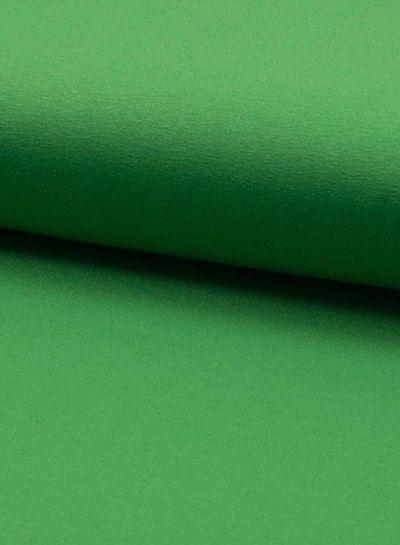 grass green viscose jersey