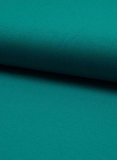 emerald green viscose jersey