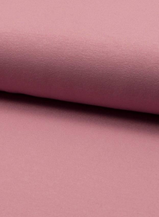 68a443f79fb dusty pink viscose jersey - Madeline De Stoffenmadam
