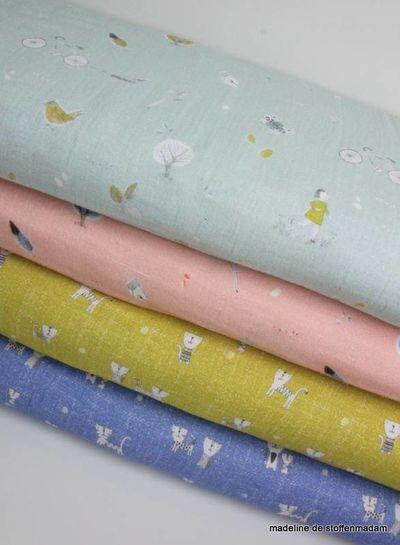 tetra fabric – mint city life