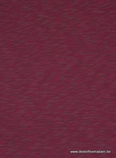 burgundy melee sweat