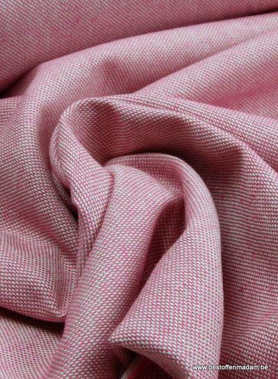 deco melange bright pink