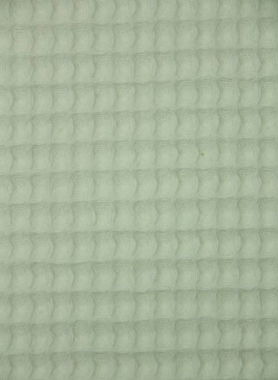 ecru  - waffle cotton