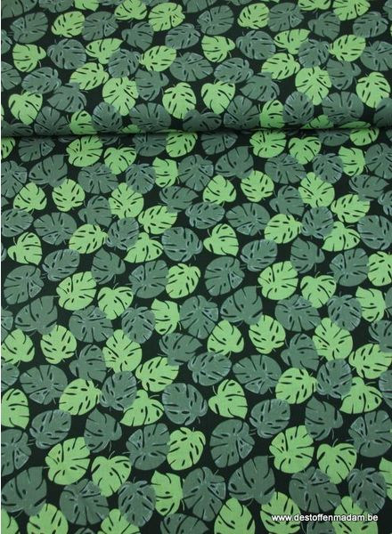 Stella palm leaves - cotton