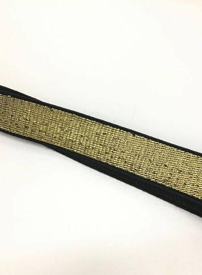 gold elastic 20mm