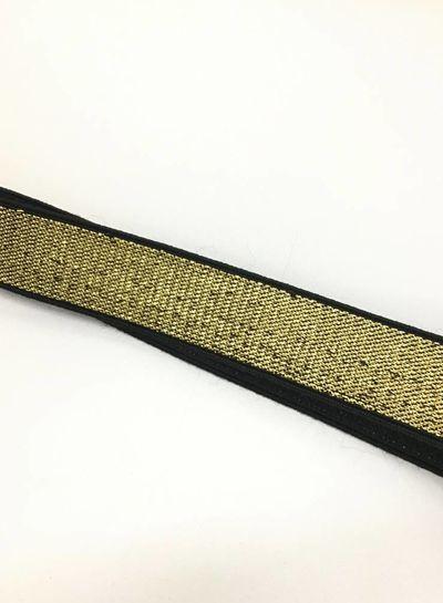 zachte gouden elastische band 20MM
