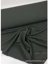 wintercrepe deluxe stretch - khaki