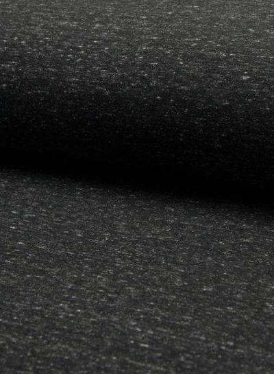 black sweater melange