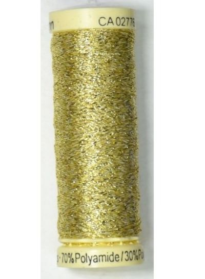 Gutermann gold glitter  50m