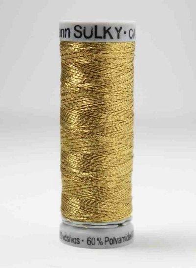 Gutermann metallic  Goud - 200m