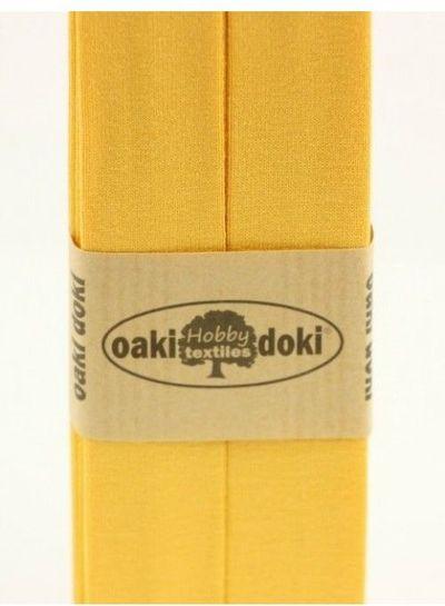 yellow - biais jersey 3 meter