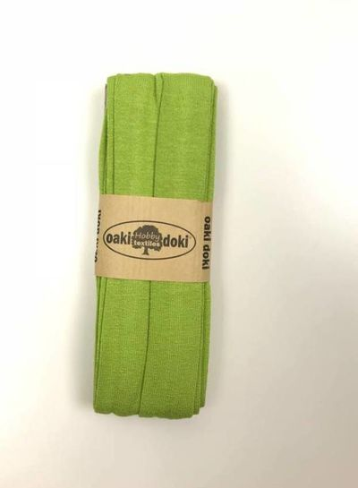 lime - tricot biais 3 meter