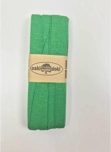 mint green - jersey biais 3 meter