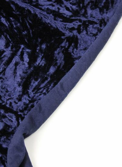 marineblauw  velvet