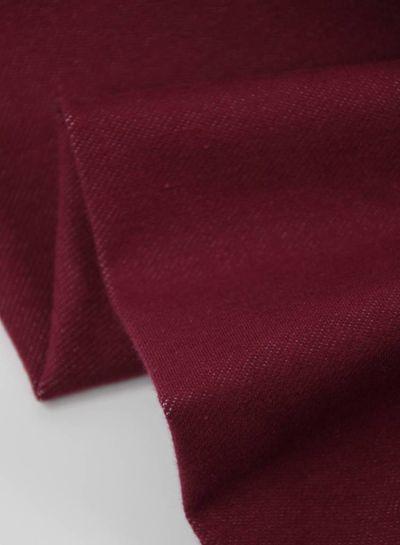 bordeaux - jeans tricot