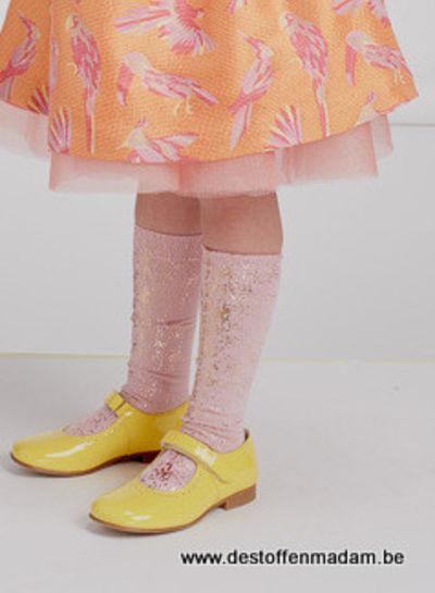 socks fuchsia