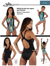 swimsuit pattern - racerback