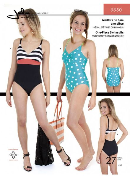 Jalie one-piece-swimsuit pattern
