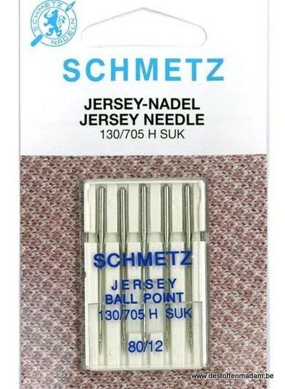 jersey needle 80/12 (ballpoint/jersey)