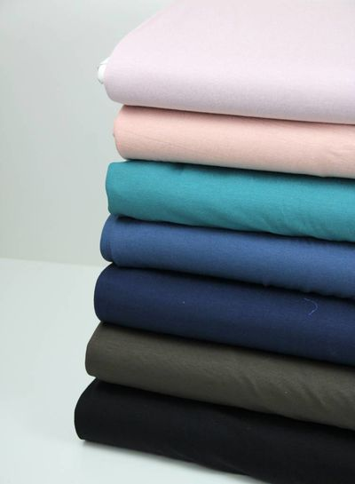 lila -  italiaanse viscose tricot