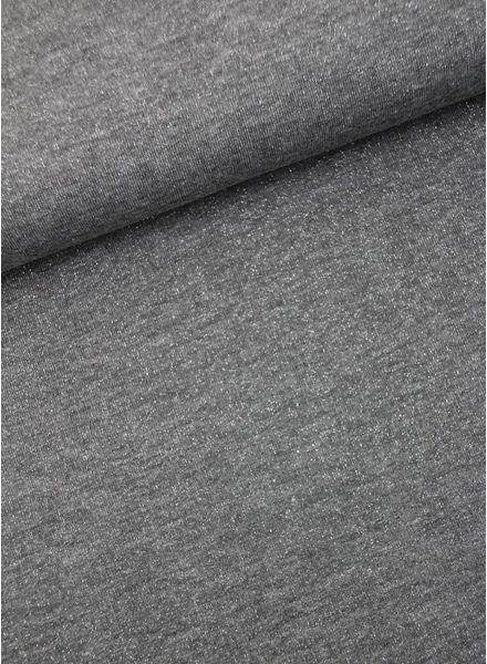 glitter dark grey - sweater