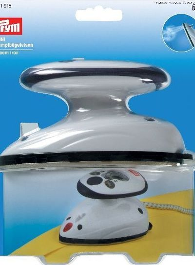 mini steam iron  Prym