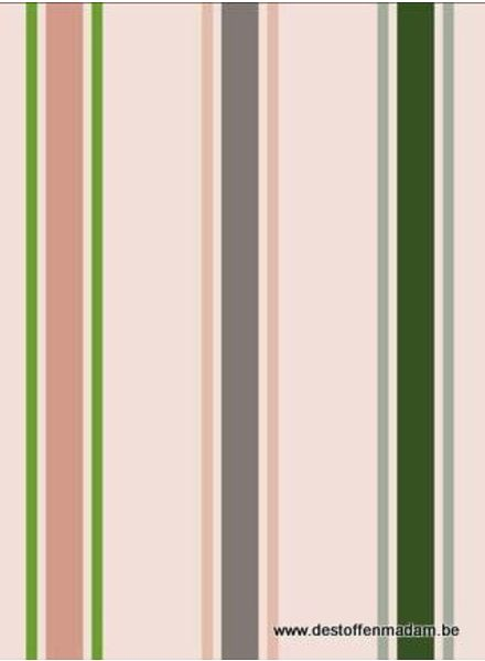 Blanche STRIPES cotton