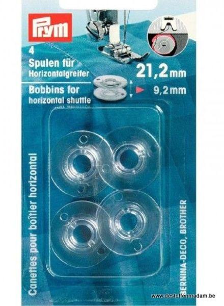 bobbins for horizontal shuttle