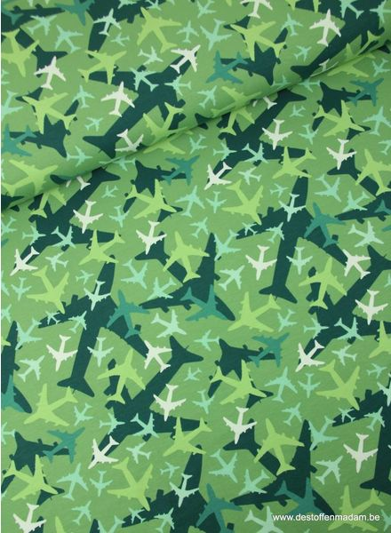 vlietguig groen - tricot