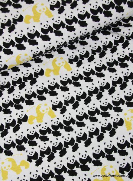 zoek de panda -  tricot