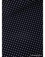 vierkantjes - Italiaanse rekbare polyester