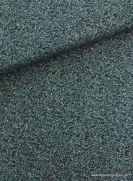groen gespikkeld - tricot